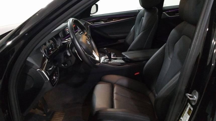 2018 BMW 5 Series WBAJA9C52JB250940