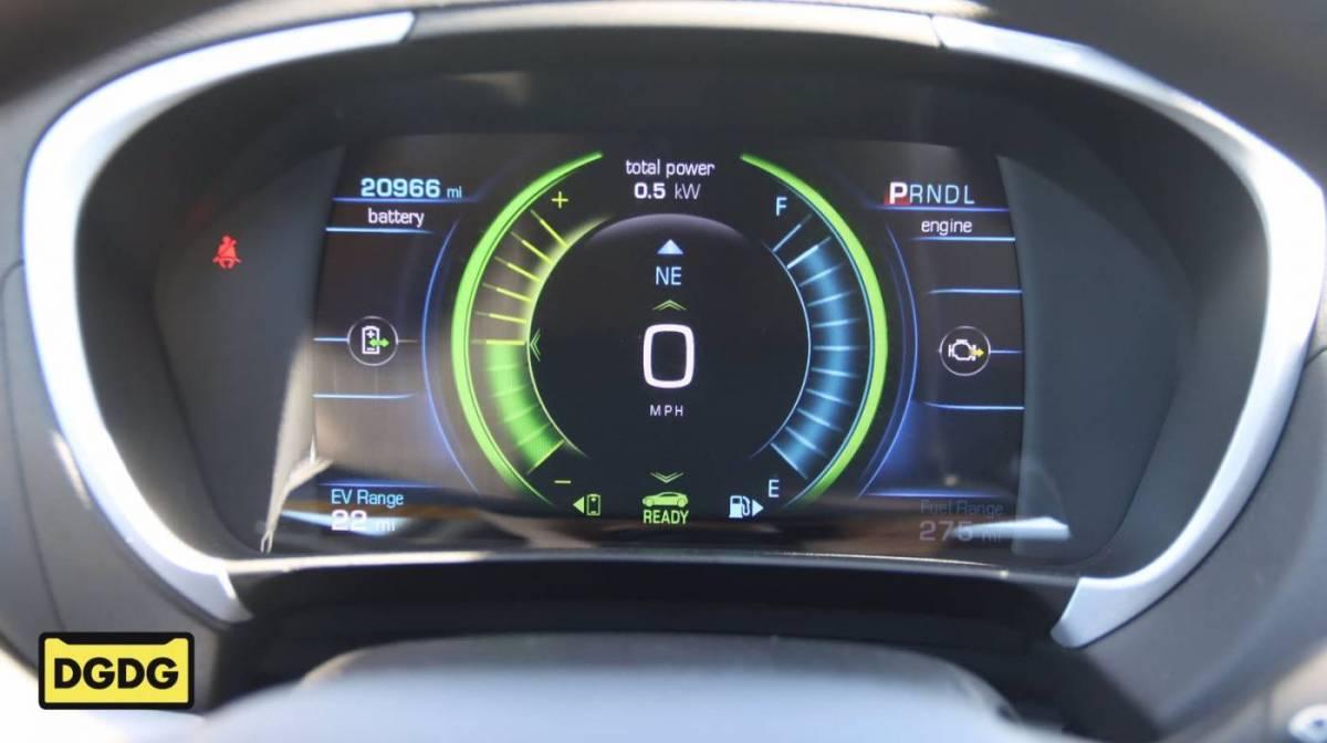 2018 Chevrolet VOLT 1G1RC6S54JU152148