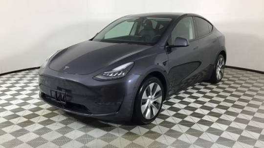 2021 Tesla Model Y 5YJYGDEE4MF122801