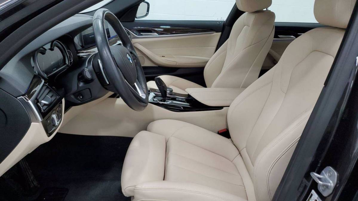 2018 BMW 5 Series WBAJA9C57JB251839