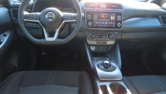 2021 Nissan LEAF 1N4BZ1BV9MC552670