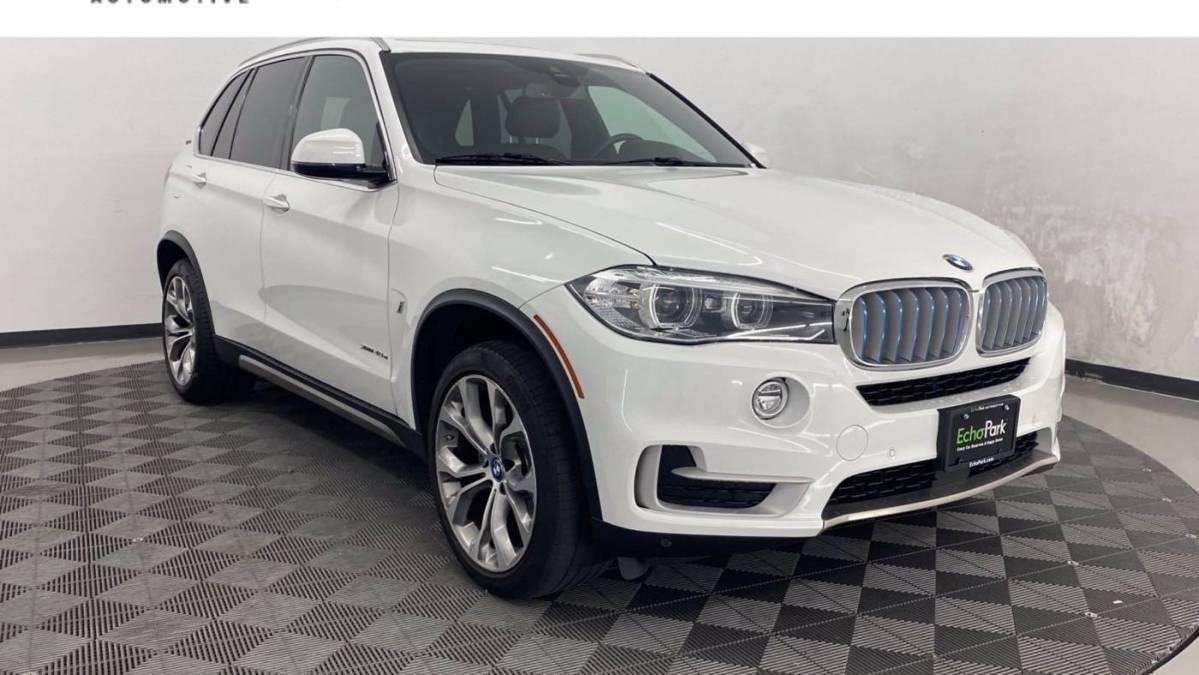 2018 BMW X5 xDrive40e 5UXKT0C5XJ0W00693