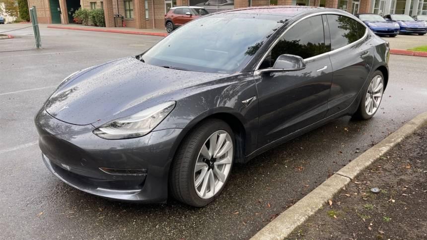 2018 Tesla Model 3 5YJ3E1EA6JF009519