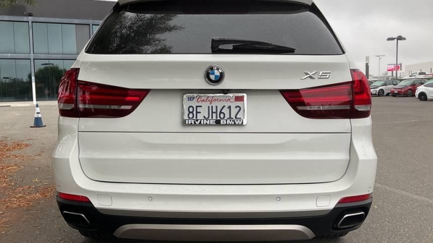 2018 BMW X5 xDrive40e 5UXKT0C50J0W03411