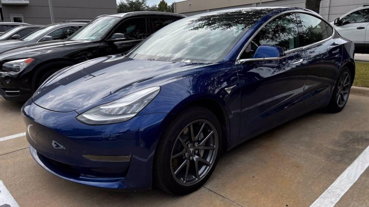 2020 Tesla Model 3 5YJ3E1EA6LF612070