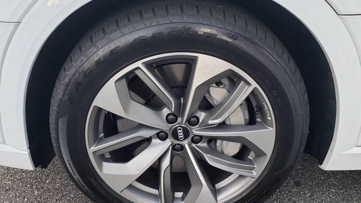2021 Audi e-tron WA12AAGE3MB002648