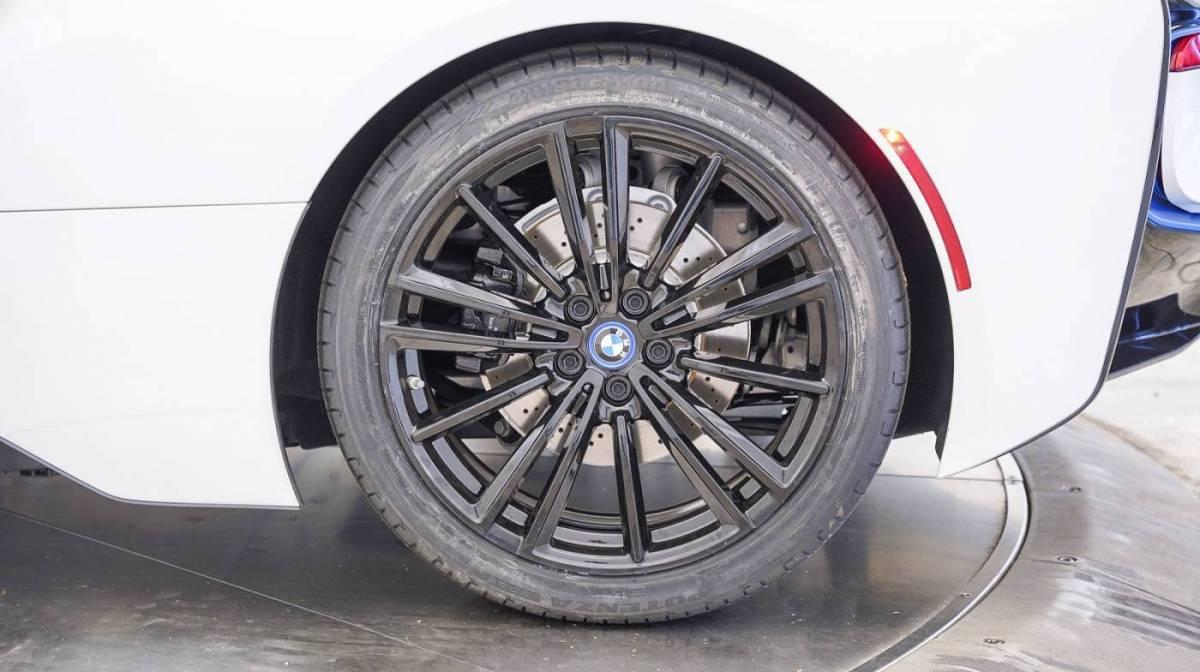 2019 BMW i8 WBY2Z6C51K7D09514