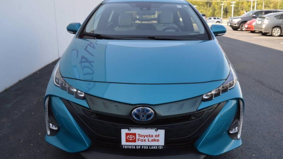 2018 Toyota Prius Prime JTDKARFP2J3073711