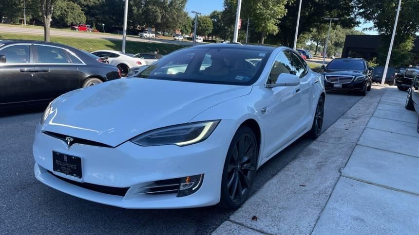 2017 Tesla Model S 5YJSA1E45HF200408