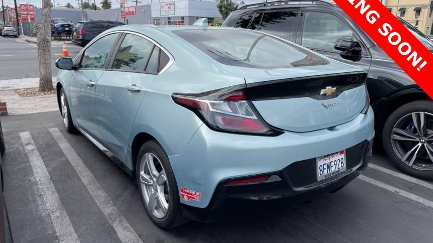 2018 Chevrolet VOLT 1G1RC6S56JU155150