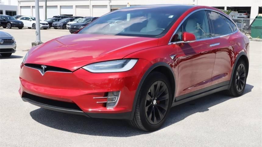 2019 Tesla Model X 5YJXCAE42KF180433