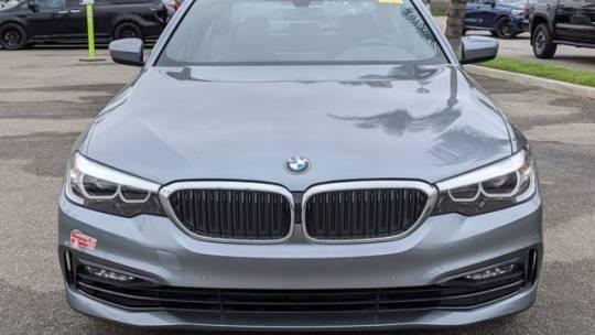 2018 BMW 5 Series WBAJA9C57JB252702