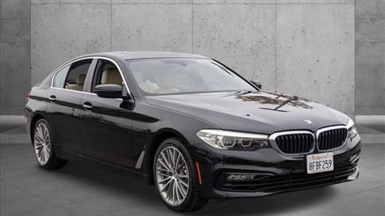 2018 BMW 5 Series WBAJA9C52JB251893