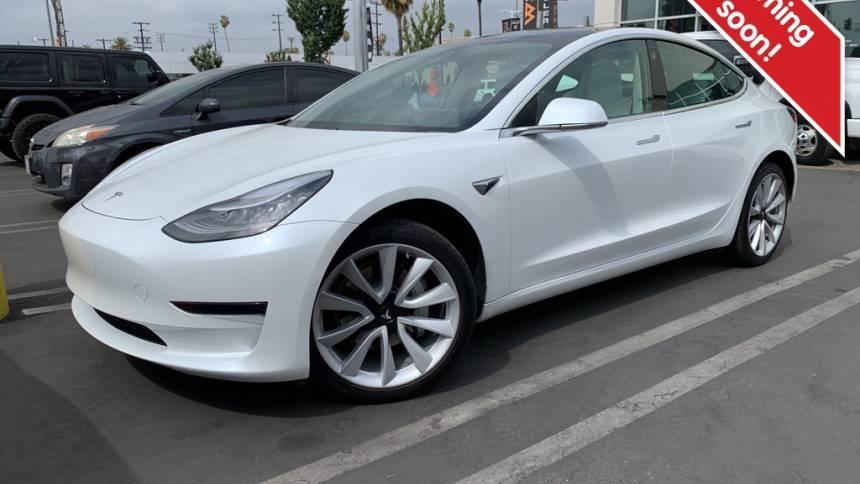 2020 Tesla Model 3 5YJ3E1EA9LF616064