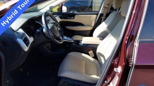 2018 Honda Clarity JHMZC5F34JC011580