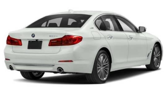 2019 BMW 5 Series WBAJA9C52KB253855