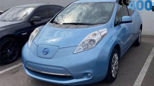 2015 Nissan LEAF 1N4AZ0CP9FC321597