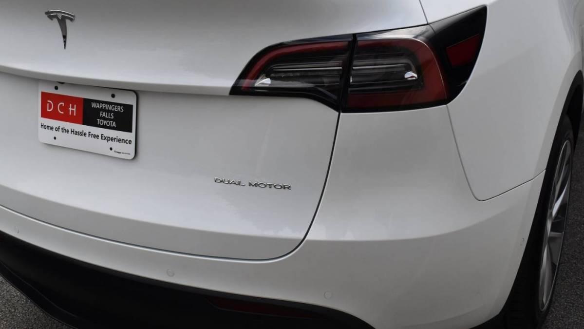 2021 Tesla Model Y 5YJYGAEE3MF191834
