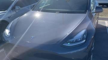 2021 Tesla Model Y 5YJYGDEE6MF140717