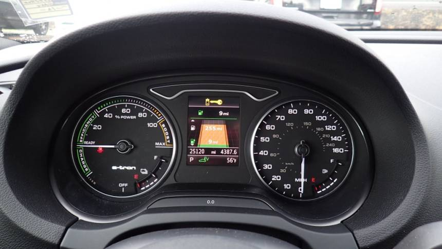 2018 Audi A3 Sportback e-tron WAUUPBFF4JA053913