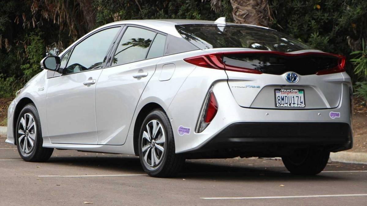 2019 Toyota Prius Prime JTDKARFP4K3118553