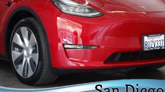 2021 Tesla Model Y 5YJYGDEE8MF091875