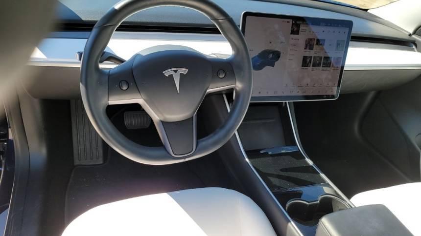 2018 Tesla Model 3 5YJ3E1EB3JF086180