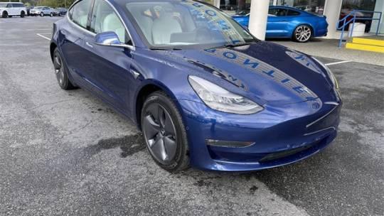 2019 Tesla Model 3 5YJ3E1EB4KF421481