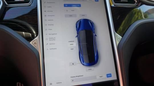 2017 Tesla Model S 5YJSA1E45HF187160