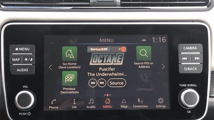 2020 Nissan LEAF 1N4BZ1DP3LC308994
