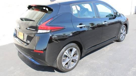 2020 Nissan LEAF 1N4BZ1CP5LC303815