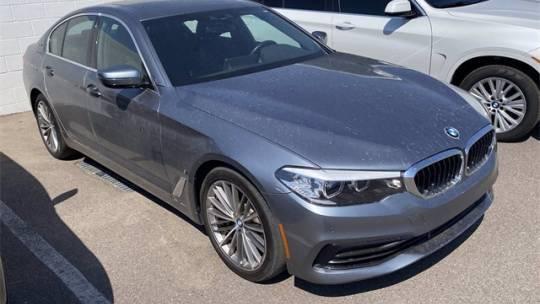 2019 BMW 5 Series WBAJA9C53KB253833
