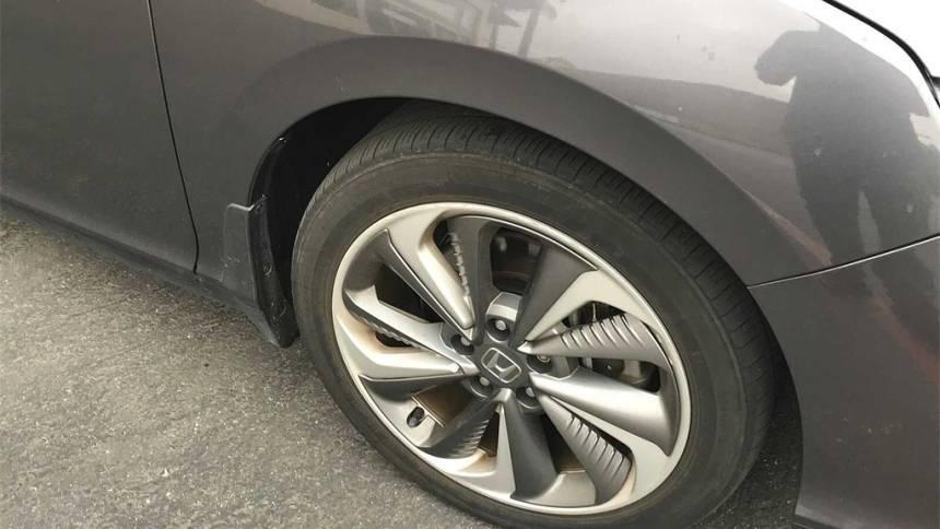 2018 Honda Clarity JHMZC5F31JC024125