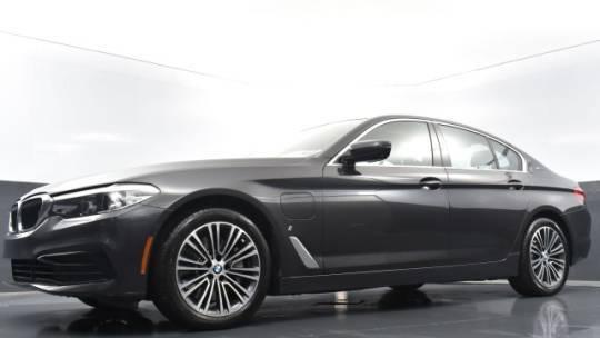 2019 BMW 5 Series WBAJA9C59KB253688