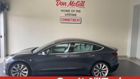 2019 Tesla Model 3 5YJ3E1EB2KF447688