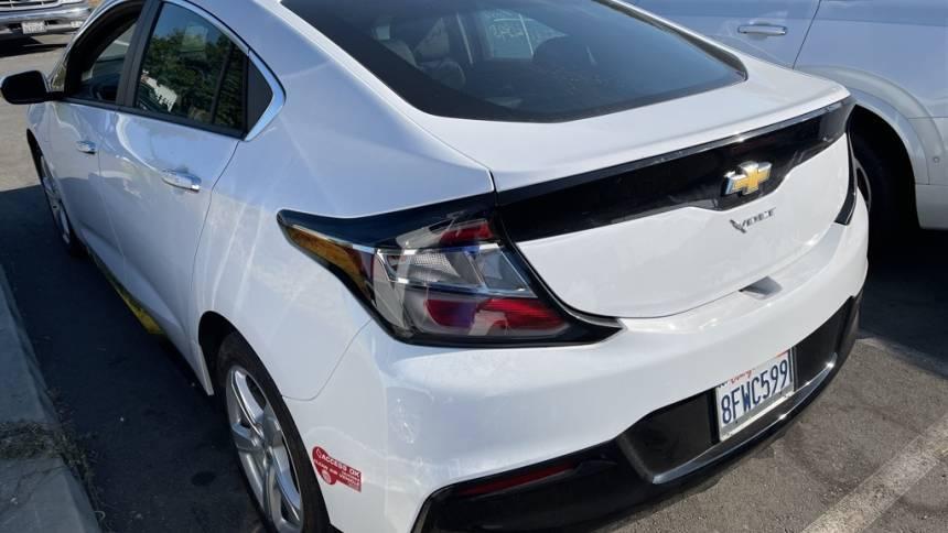 2018 Chevrolet VOLT 1G1RC6S51JU157999