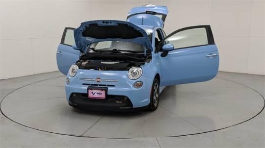 2017 Fiat 500e 3C3CFFGE2HT544518