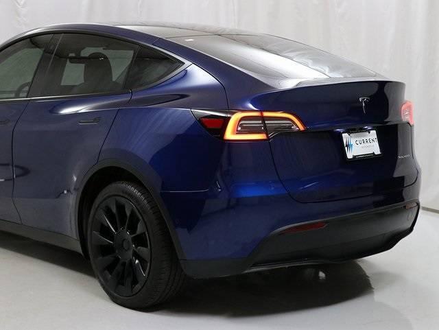 2021 Tesla Model Y 5YJYGDEE7MF063274
