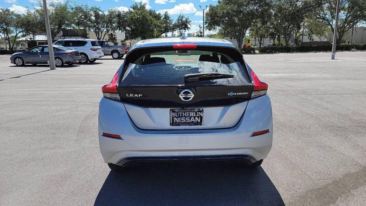 2018 Nissan LEAF 1N4AZ1CPXJC300904