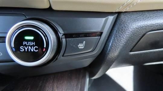 2018 Honda Clarity JHMZC5F12JC013892