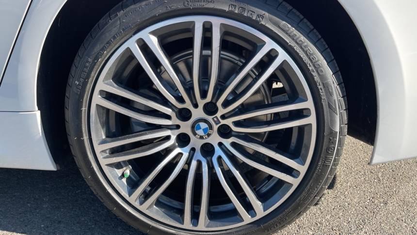 2018 BMW 5 Series WBAJA9C51JB253165