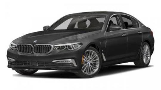 2018 BMW 5 Series WBAJB1C57JB084414