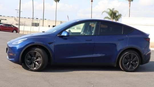 2020 Tesla Model Y 5YJYGDEE1LF055671