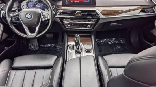 2019 BMW 5 Series WBAJA9C59KB392753
