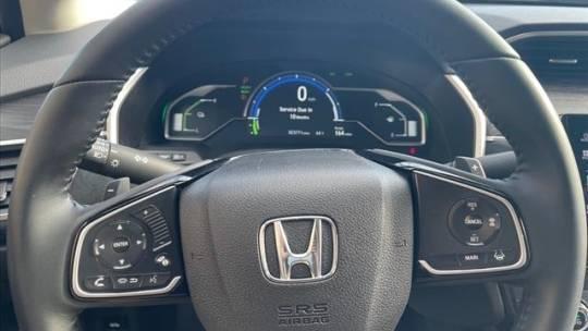 2018 Honda Clarity JHMZC5F33JC010744