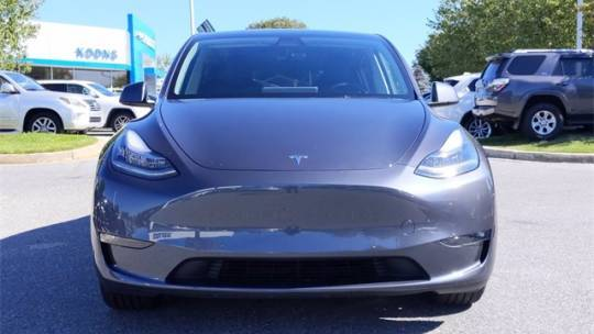 2021 Tesla Model Y 5YJYGDEE6MF174186