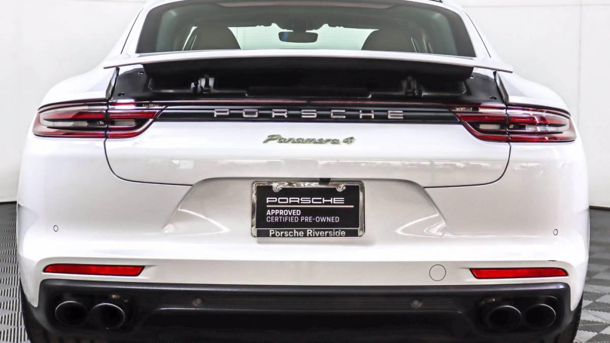 2019 Porsche Panamera WP0AE2A71KL124602
