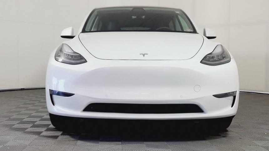 2021 Tesla Model Y 5YJYGDEE6MF084486