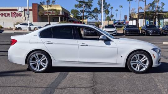 2018 BMW 3 Series WBA8E1C53JA178401