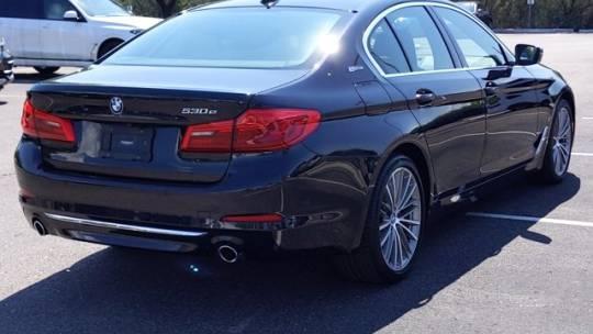 2019 BMW 5 Series WBAJA9C52KB254116